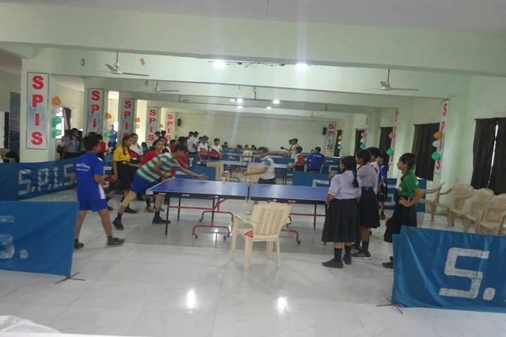 Sardar Patel International School-Indoor Games