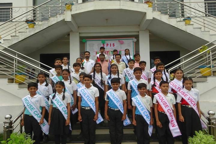 Sardar Patel International School-Investiture Ceremony