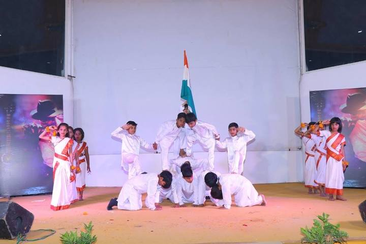 Sardar Patel International School-Patriotic Day
