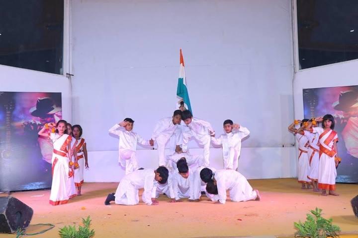 Sardar Patel International School-Patriotic Day