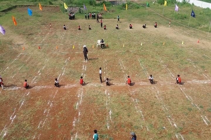 Sardar Patel International School-Play Area