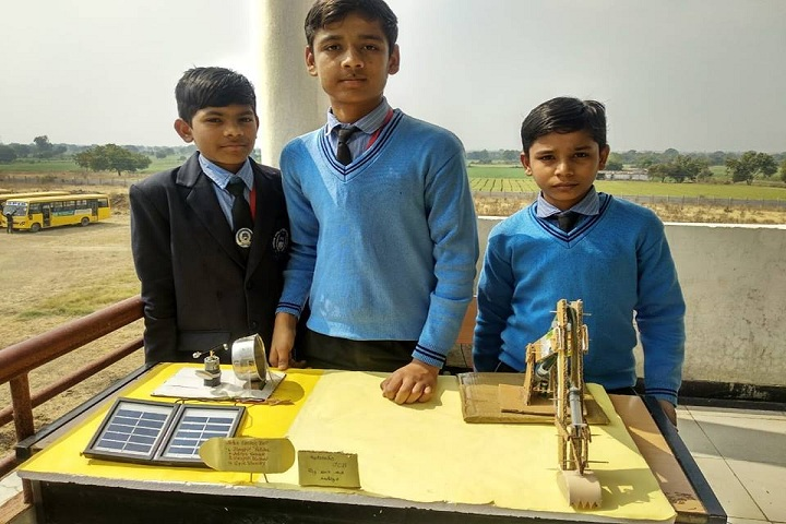 Sardar Patel International School-Science Project