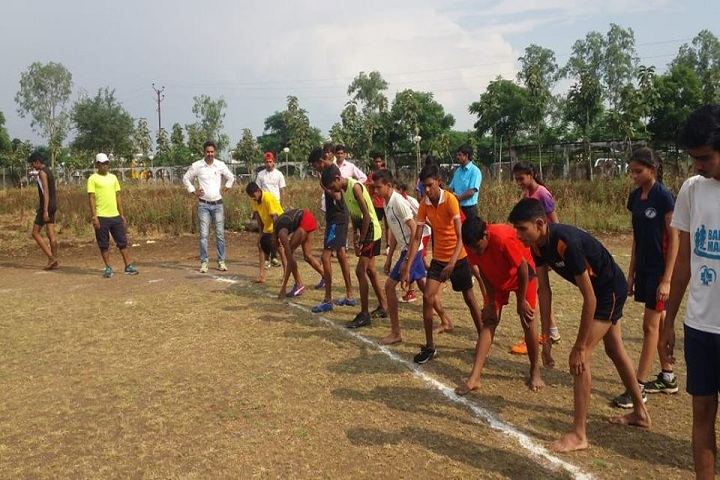 Sardar Patel International School-Sports Day