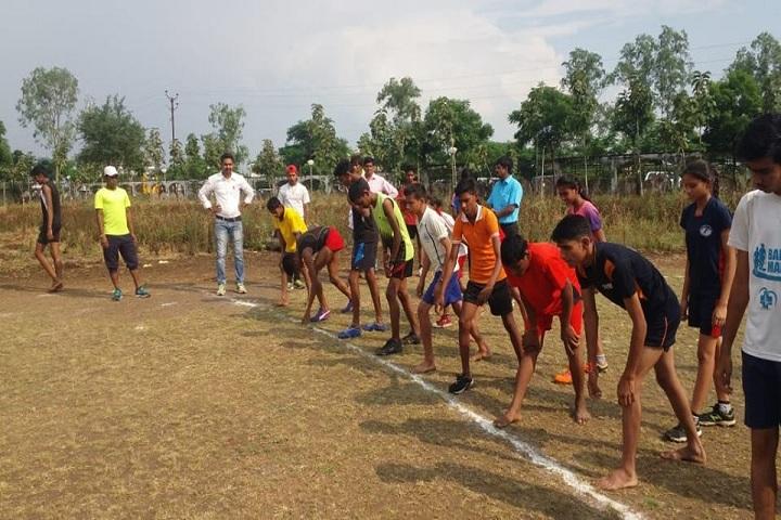 Sardar Patel International School-Sports Day