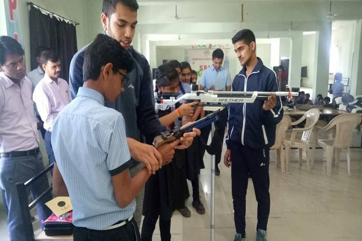 Sardar Patel International School-Training