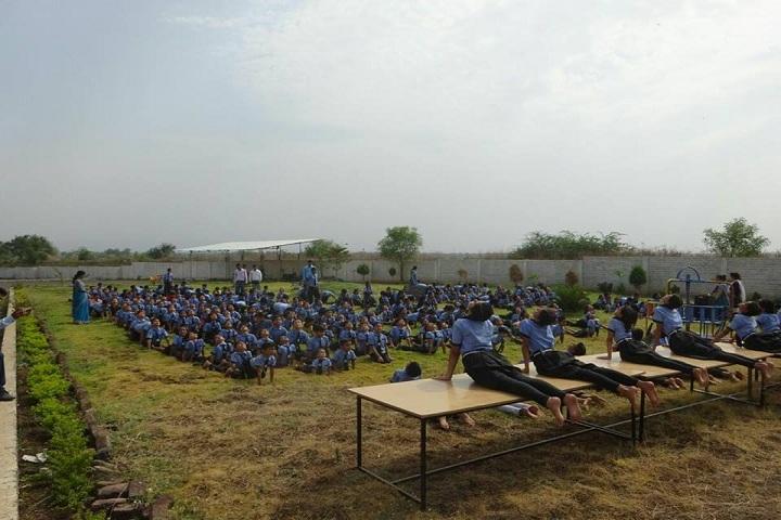 Sardar Patel International School-Yoga