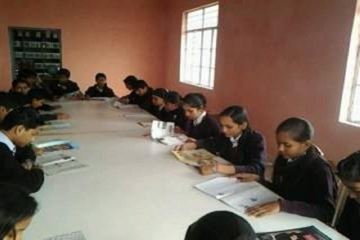 Bihar Public School-Library