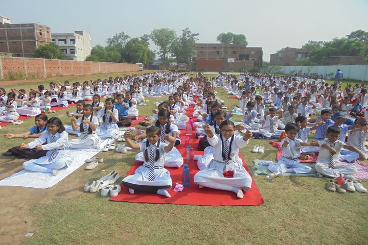Bihar Public School-Yoga