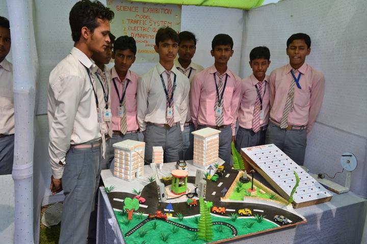 Bihar Public School- Science Exhibition