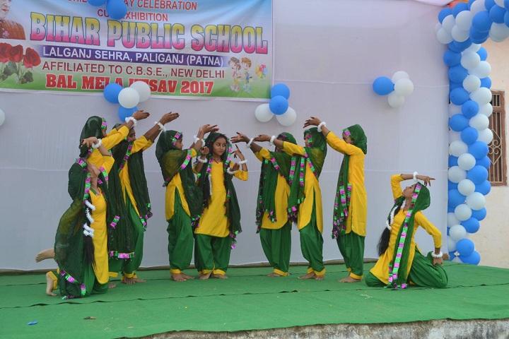 Bihar Public School-Dance