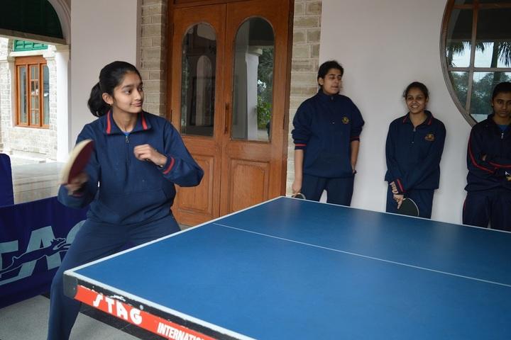 Scindia Kanya Vidyalaya-Indoor Games