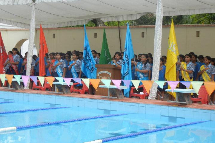 Scindia Kanya Vidyalaya-Swimming Pool