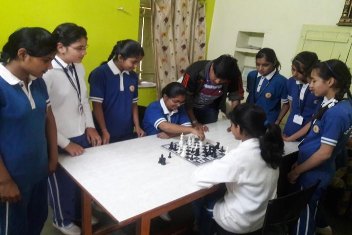 Shamgarh Public School-Indoor Games