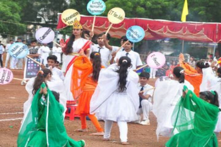 Shanti Niketan Montessori Higher Secondary School-Activities