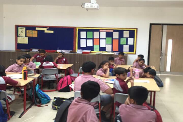 Shanti Niketan Montessori Higher Secondary School-Arts