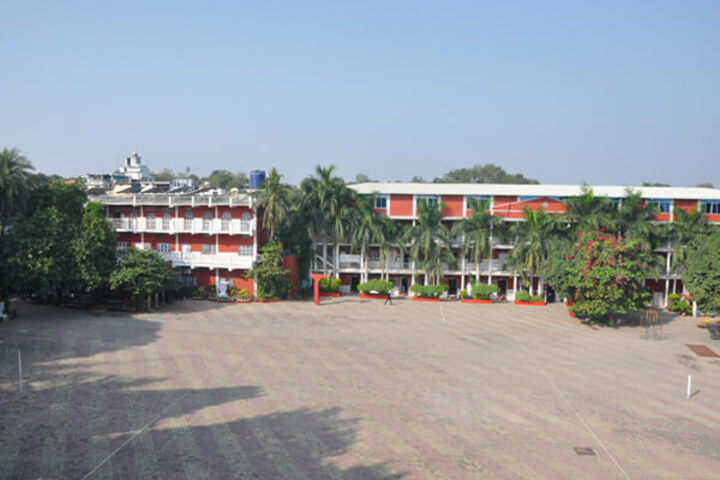 Shanti Niketan Montessori Higher Secondary School-Campus View