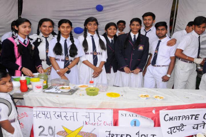 Shanti Niketan Montessori Higher Secondary School-Food Fest