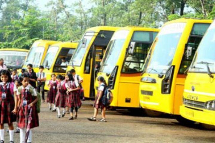 Shanti Niketan Montessori Higher Secondary School-Transportation