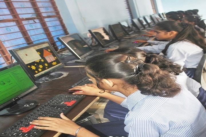 Bihar Vikas Vidyalaya-IT Lab
