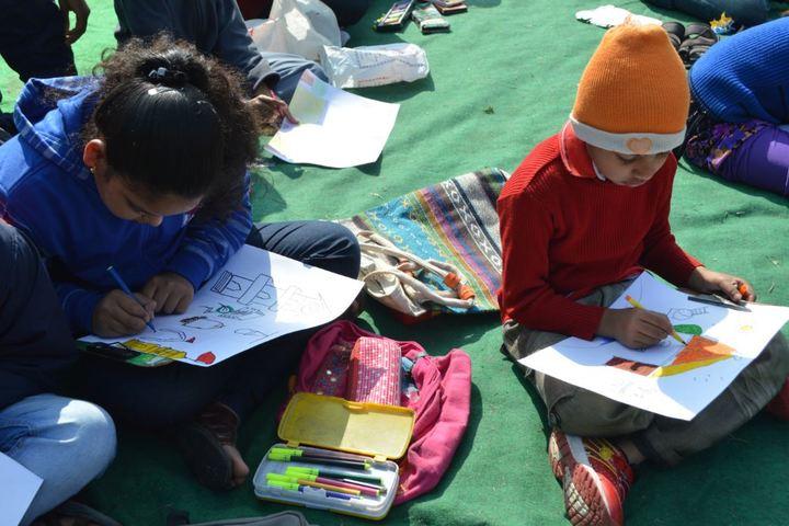 Shashwat International School-Arts