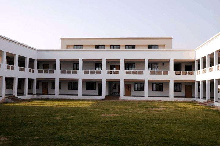 Shashwat International School-School Building