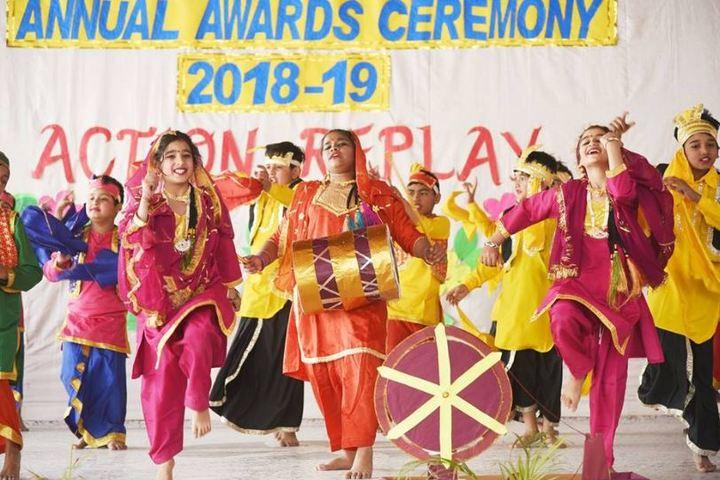Shemford Futuristic School-Cultural Dance