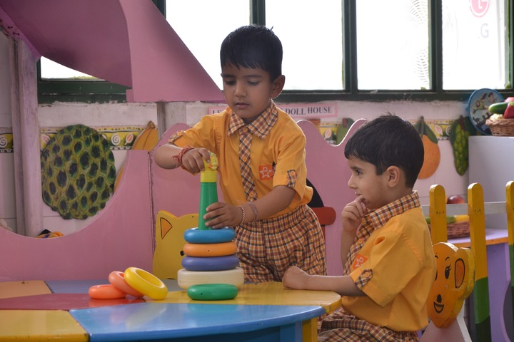 Shemford Futuristic School-Activity Room