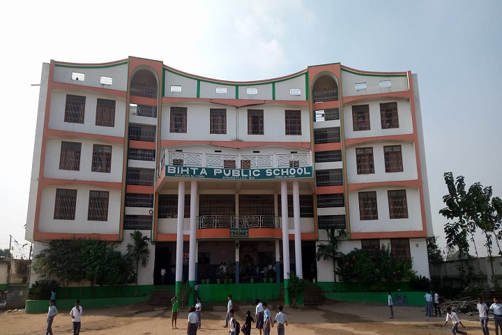 Bihta Public School-Campus-View