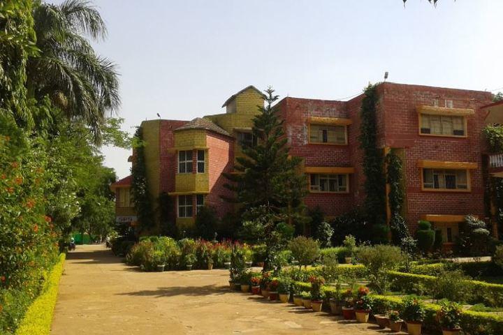 Shivpuri Public School-School Building