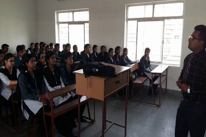 Bijendra Public School-Classroom