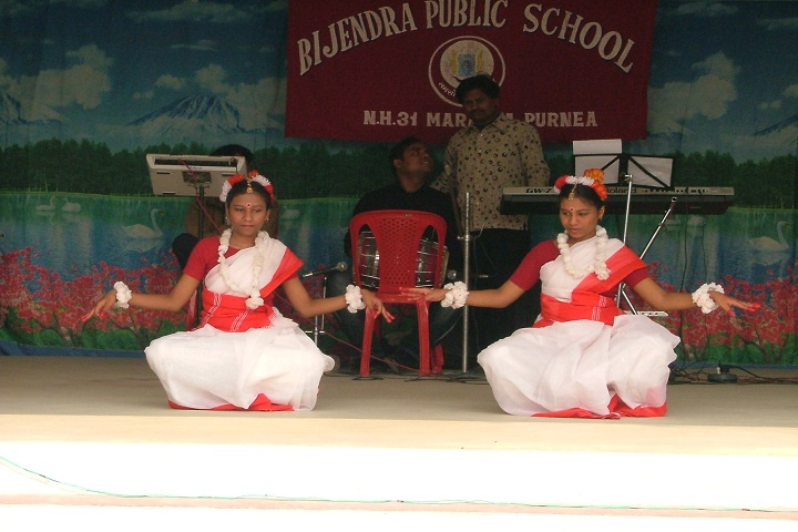 Bijendra Public School-Events dance