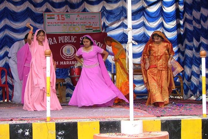 Bijendra Public School-Events programme