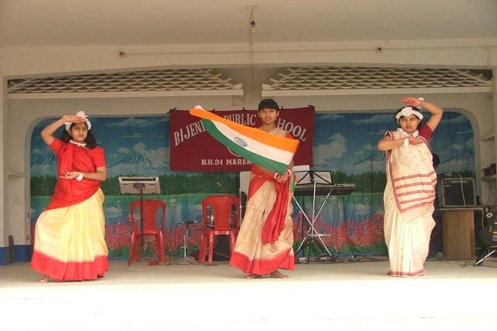 Bijendra Public School-Events republic day programme