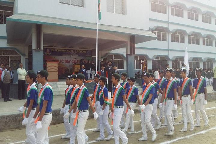 Bijendra Public School-Events republic day