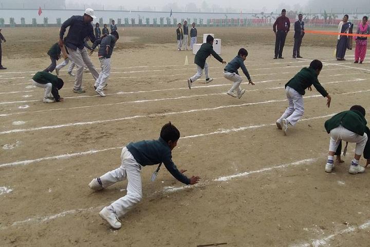 Bijendra Public School-Sports