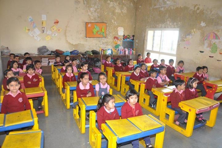 Shree Balaji Academy-Classroom