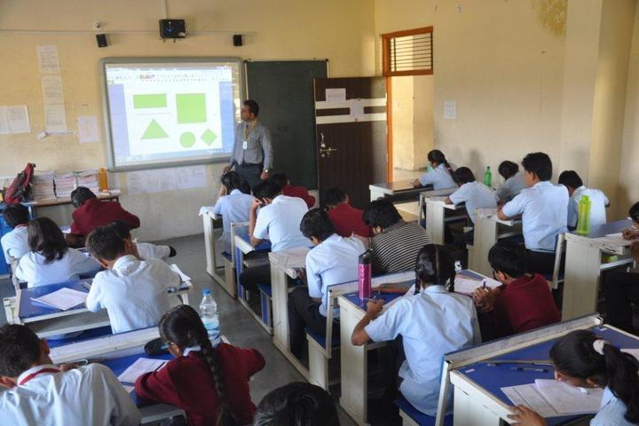 Shree Balaji Academy-Digital Classroom