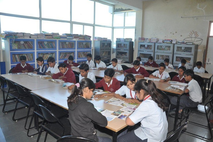 Shree Balaji Academy-Library
