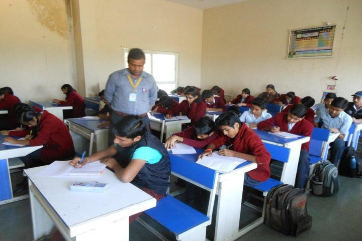 Shree Balaji Academy-Senior Classroom