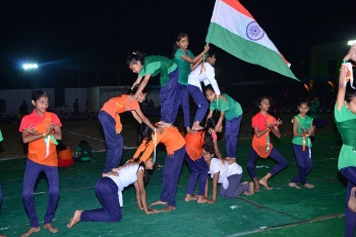 Shree Balaji Academy-Independence Day Event