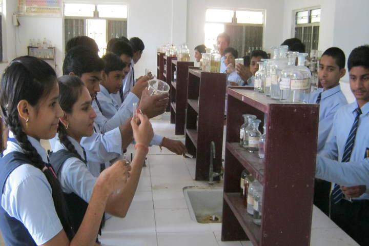 Shree Bhartiya Sanskriti Shiksha Sansthan-Chemistry Lab