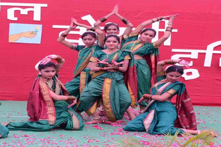 Shree Bhartiya Sanskriti Shiksha Sansthan-Dance