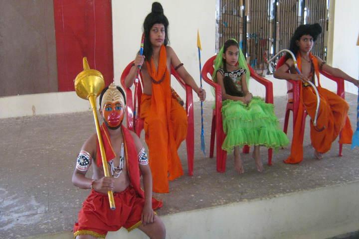 Shree Bhartiya Sanskriti Shiksha Sansthan-Drama