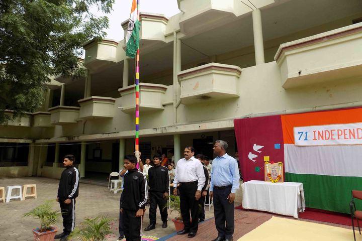 Shree Bhartiya Sanskriti Shiksha Sansthan-Independence day