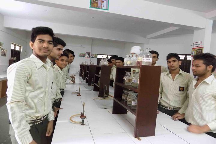 Shree Bhartiya Sanskriti Shiksha Sansthan-Physics Lab
