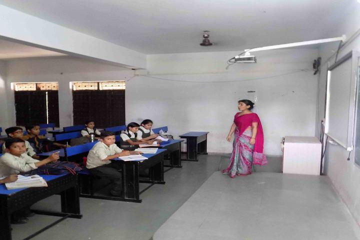 Shree Bhartiya Sanskriti Shiksha Sansthan-Smart Classroom
