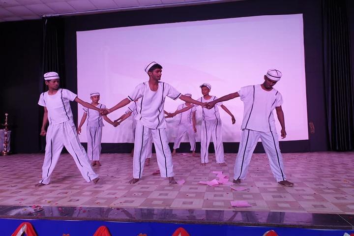 Shree Dalauda Public School-Dance