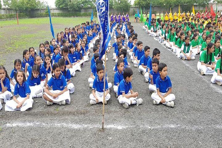 Shree Dalauda Public School-Sports day