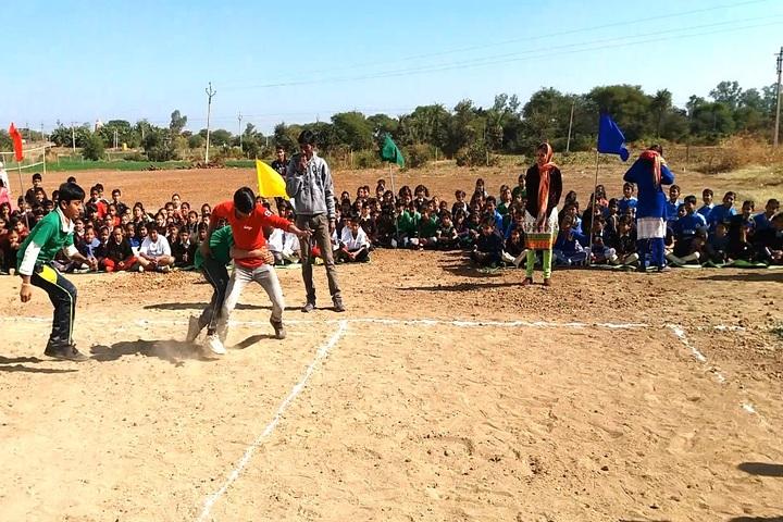 Shree J K Public School-Kabadi