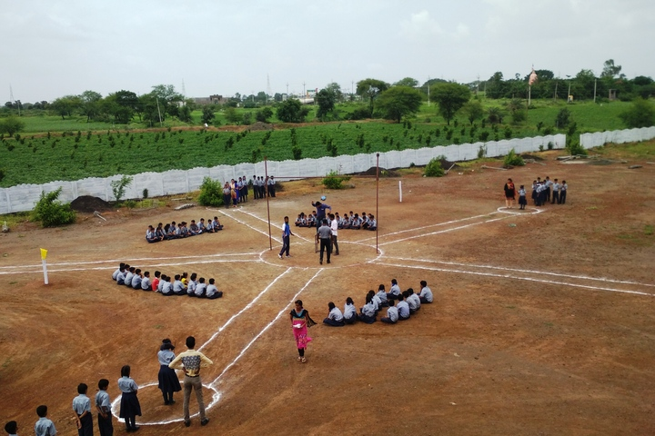 Shree J K Public School-Play Area
